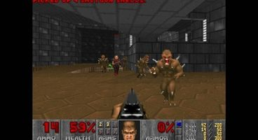 DOOM returns to Xbox Live Arcade