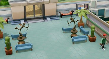 Two Point Hospital's Special Multiplayer Mode Launches this April