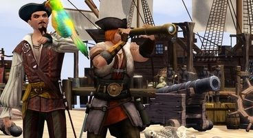 The Sims Medieval adds pirates and nobles