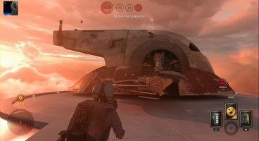 Rumor: Bespin Cloud City coming to Star Wars Battlefront 2