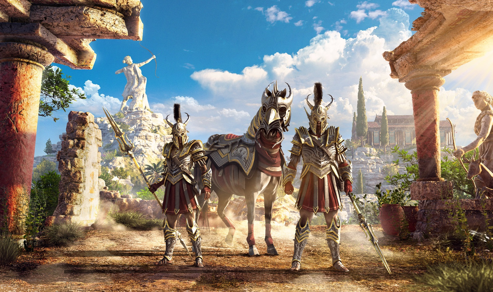 Assassin's Creed Odyssey September Update Patch Notes ...