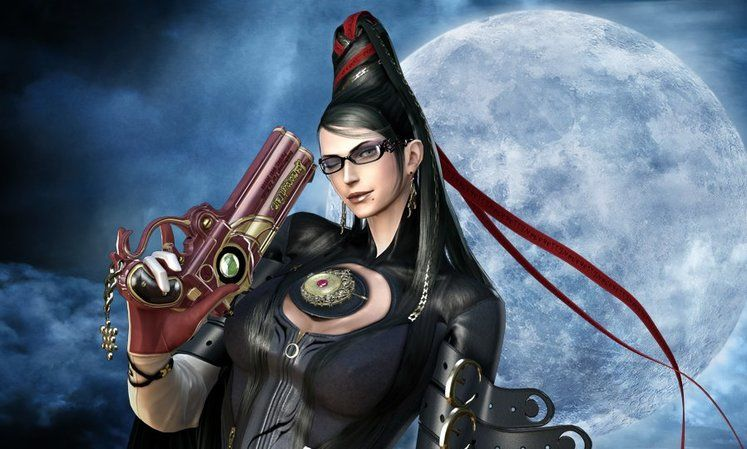 Bayonetta will be playable in Anarchy Reigns as bonus preorder content