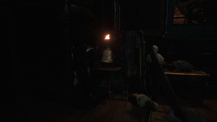 Resident Evil Village Atelier Puzzle - What You Need to Do and Bell Locations