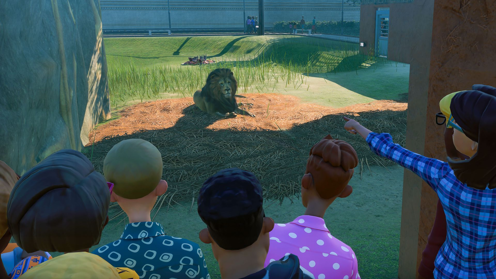 Planet Zoo Release