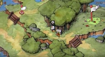 Here's How To Find Every Secret Hidden Coin In Cuphead's 4 Overworld Zones For That 100% Rating