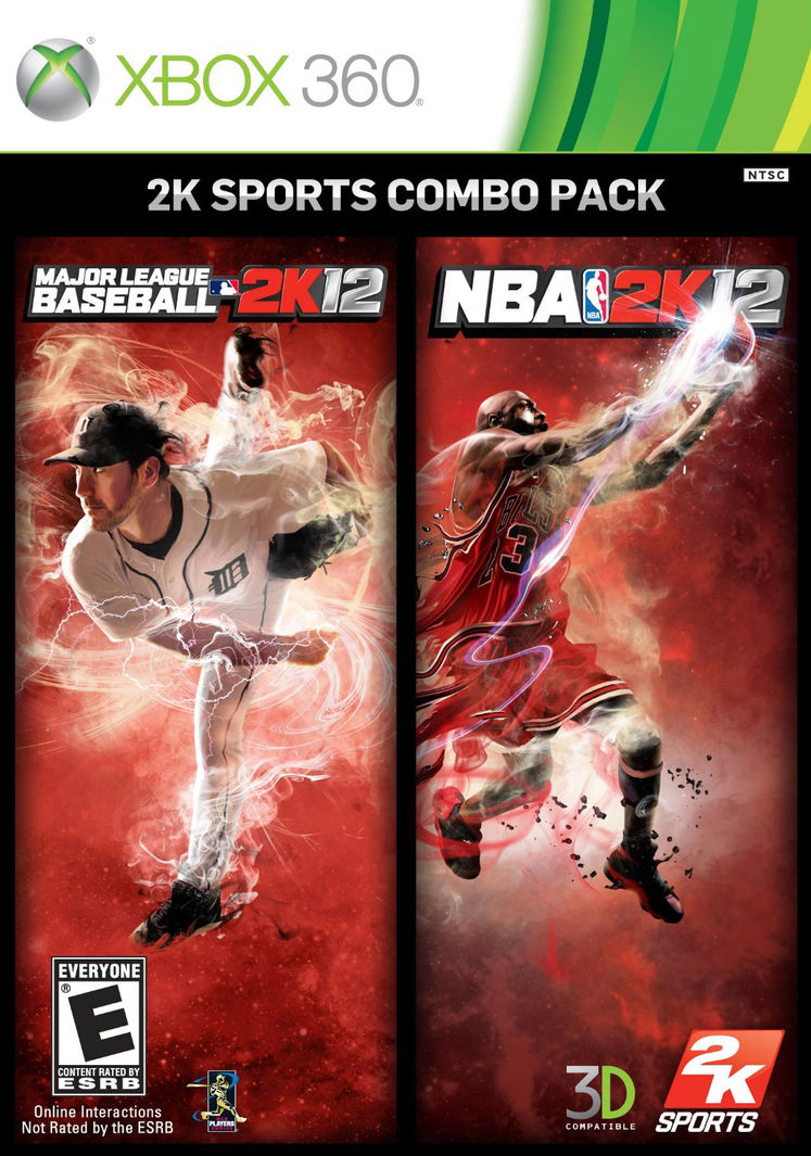 2K Sports Combo Pack announced for Xbox 360