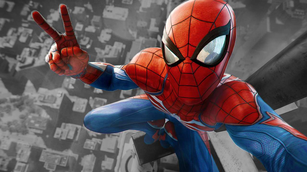 Spider man pc will spider man ps4 come to pc gamewatcher - Image spiderman ...