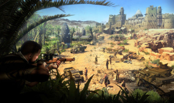 Stolen Sniper Elite 3 keys revoked, leaving customers empty-handed