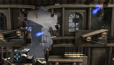 Crash Commando and Soldner-X headline European PSN update