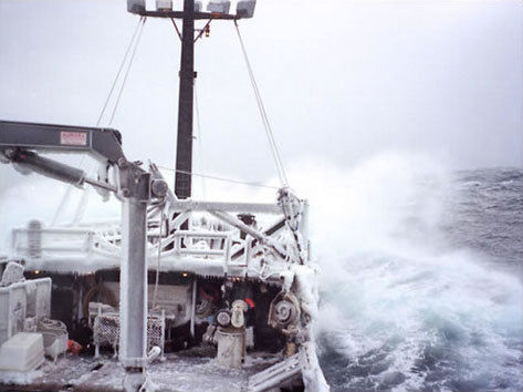 Got Crab? Deadliest Catch Alaskan Storm from Discovery Channel