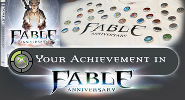 Lionhead begin fan competition for achievements in Fable Anniversary