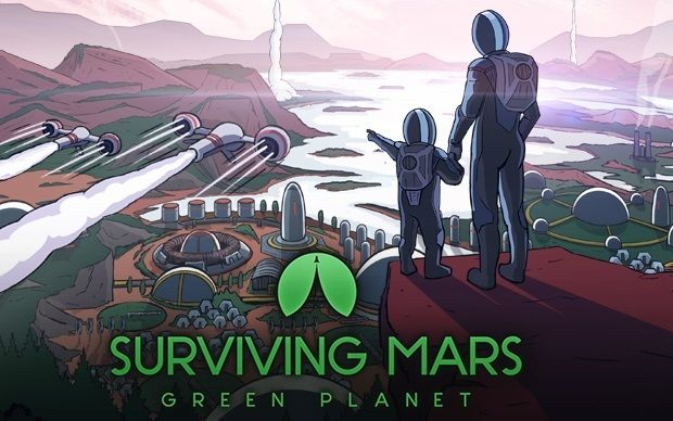 Surviving Mars Green Planet Release Date announced for May