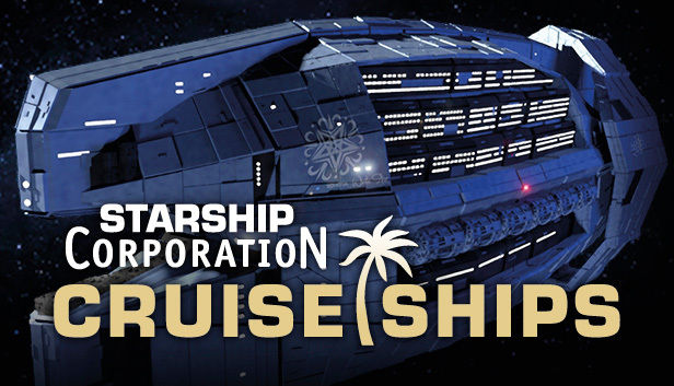 Become a Space Tourism Tycoon in Starship Corporation: Cruise Ships