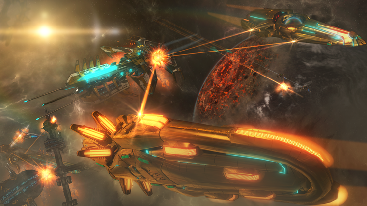 Starpoint Gemini Warlords Welcomes Its Biggest Update Yet - Cycle Of Warfare Launches Early October <UPDATE: Out now!>