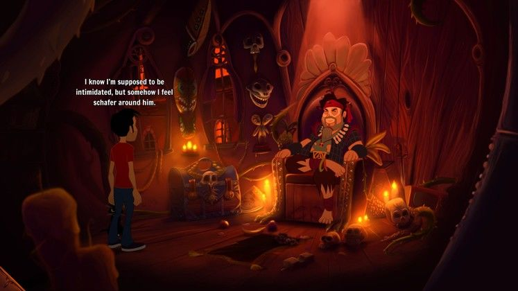 Gibbous: A Cthulhu Adventure PC Review | GameWatcher
