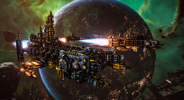Play Battlefleet Gothic: Armada 2 on Steam for Free This Weekend