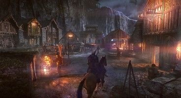 PS4 and XBox One allow Witcher 3 to