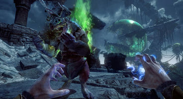 Lichdom announced, CryEngine 3 powered action adventure focusing on magic