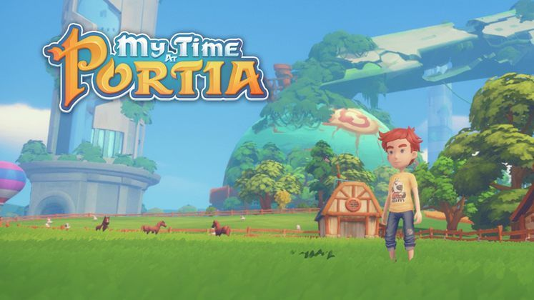Country Life Simulator My Time At Portia gets Full Release Date