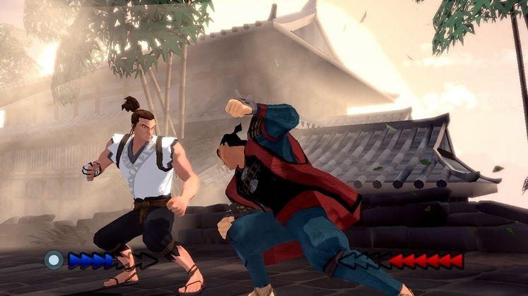 Karateka now available on PSN