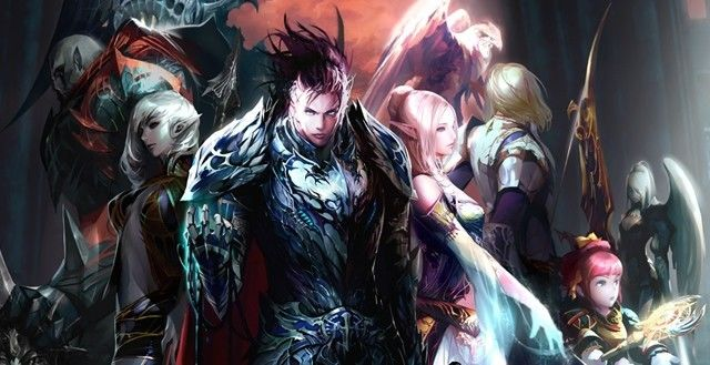 Lineage II free-to-play is now Live