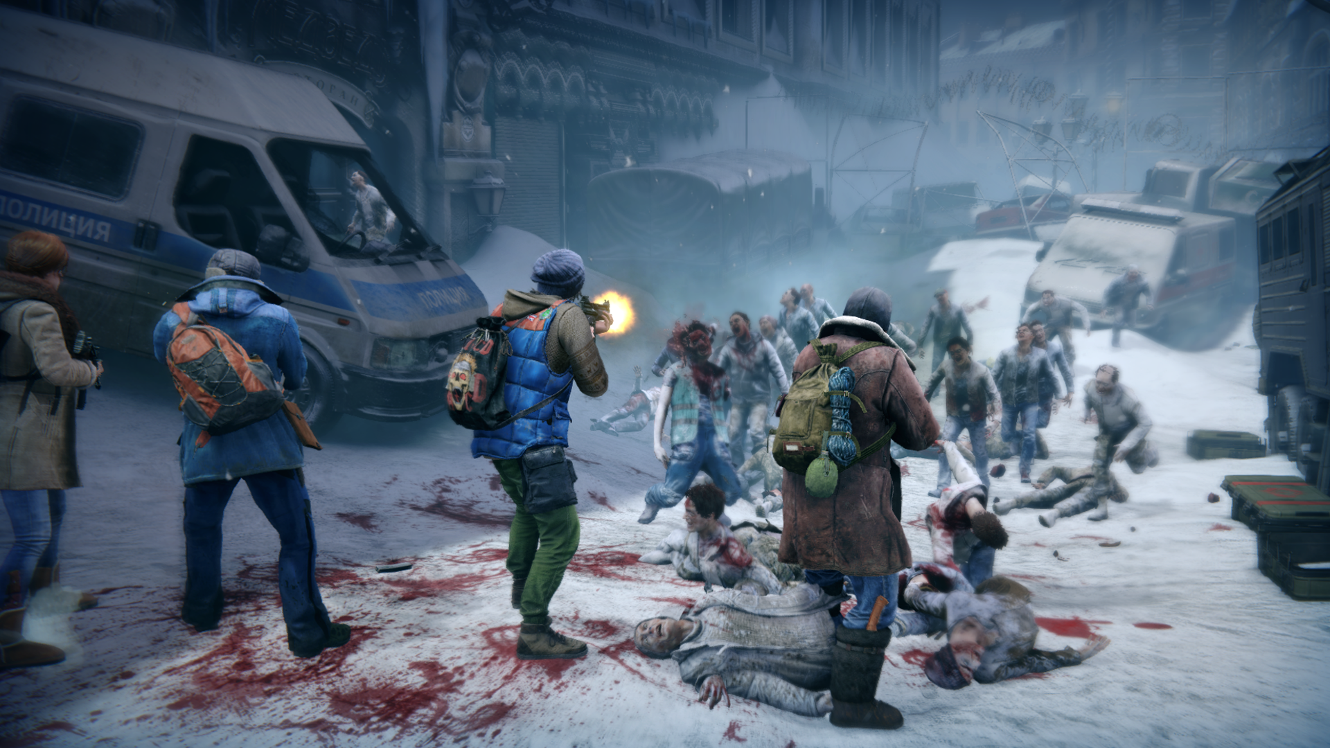 "World War Z studio head on Epic Store: ""it's about being ..."