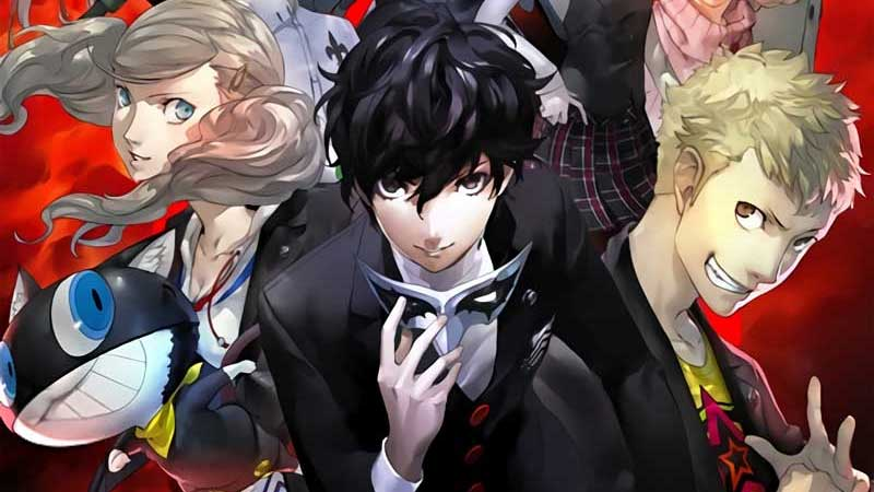 Everything on Persona 5 pulled from PS3 emulator site RPCS3