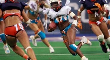 Yuke's developing Lingerie Football League licensed game