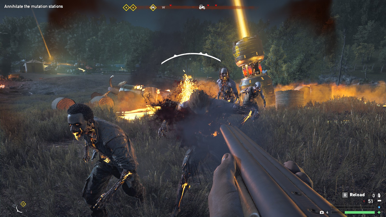 Far Cry 5 Dead Living Zombies Review Gamewatcher