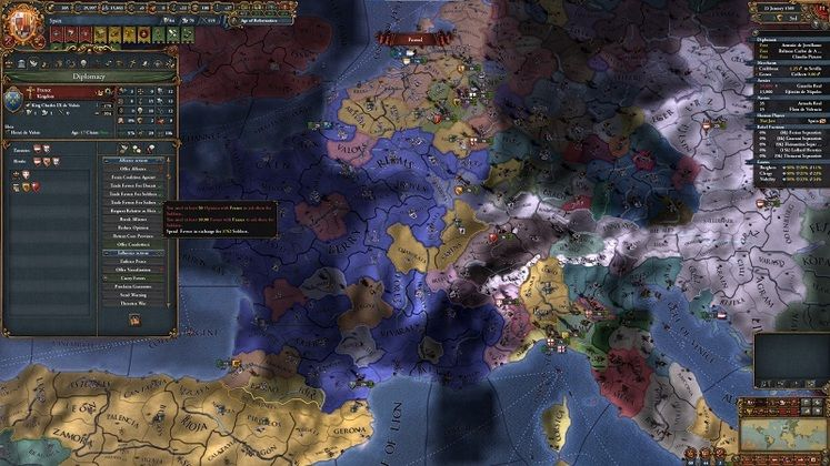 Europa Universalis 4: Leviathan's Rough Launch Among The Worst Rated Games on Steam