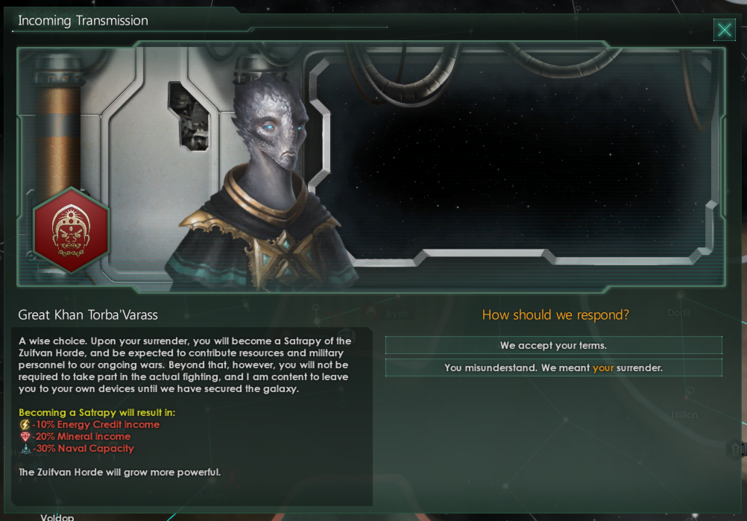 Stellaris Patch Adds Organised Pirates and Nomadic Empires