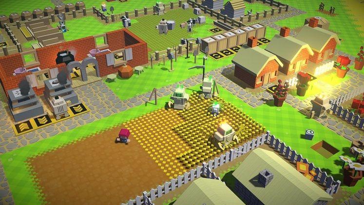 AI Colony Sim Autonauts Gets Autumn Release Date