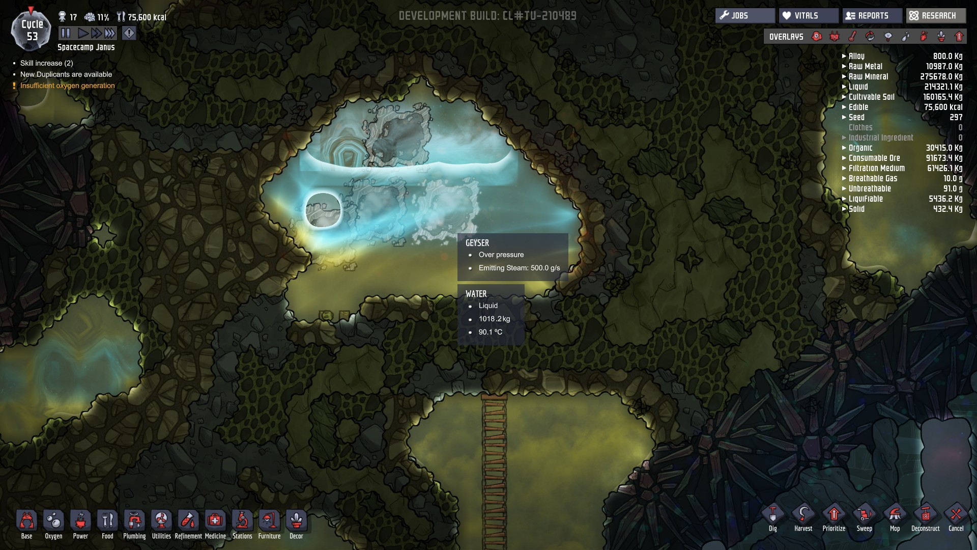 Oxygen Not Included - Water Production Guide | GameWatcher