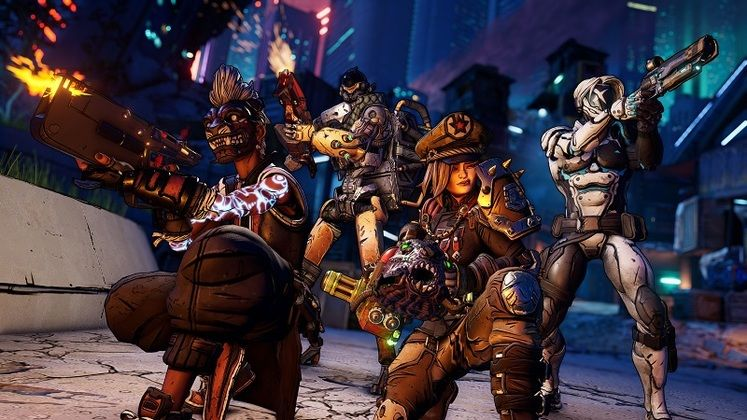 Borderlands 3 Goes Rogue-Like in Arms Race Mode, New Character Models and Ultimate Edition Revealed