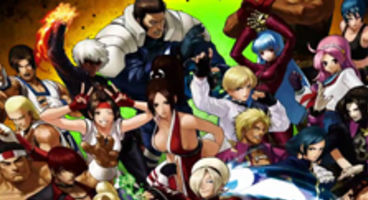 King of Fighters XIII out in PAL territories this November 25th