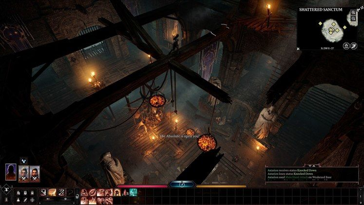 Baldur's Gate 3 Patch Notes - First Hotfix Update Fixes Crashing Issues and More