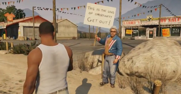 Rockstar warn against 'out of region' GTA V copies and DLC