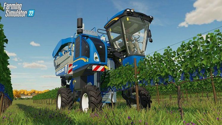 Farming Simulator 22 Release Date, System Requirements, Hands-Off Preview Impressions