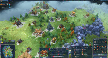 Viking Real-Time Strategy Game Northgard Hitting Consoles In 2019