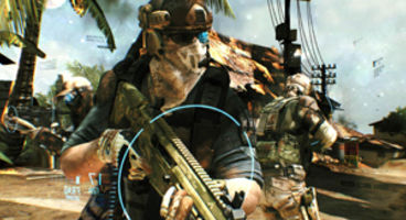 Ghost Recon: Future Soldier takes UK chart, Dragon's Dogma enters 3rd