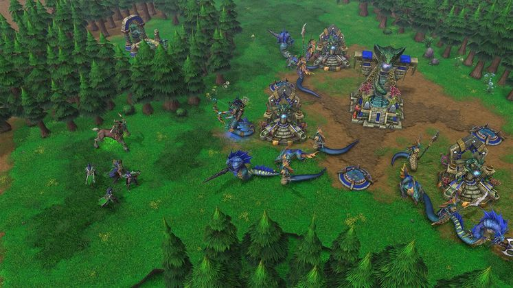 Warcraft 3: Reforged Cheats and Console Commands List