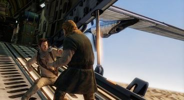 Uncharted 3 patch fixes aiming issues