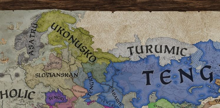 Crusader Kings 3 Patch Notes - Update 1.2 Adds Ruler Designer, Kill List, Uglier Characters