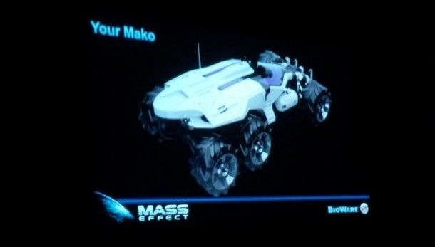 The mighty Mako will return in the next Mass Effect game