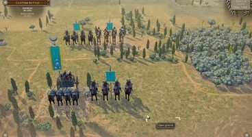 Oversee The Rise of Persia In Latest Expansion Pack For Field of Glory II