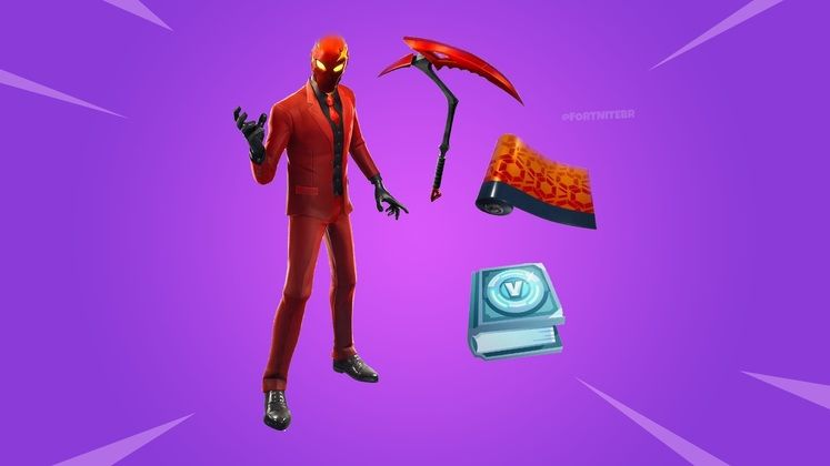 Fortnite Inferno Pack Pricing and Challenges