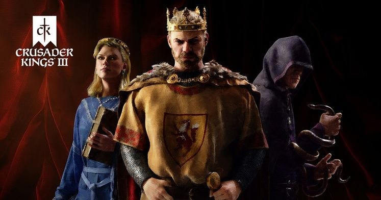 Crusader Kings 3 Patch Notes - Update 1.4.2 Makes Ambitious Characters Slightly Less Stressed