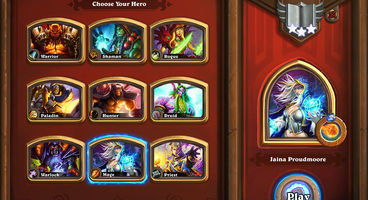 Blizzard patch targets Hearthstone's reviled Mage class