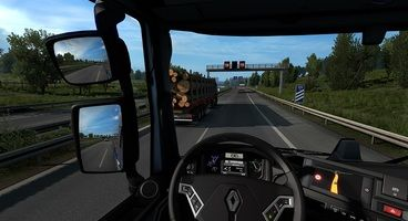 Euro Truck Simulator 2 Patch Notes - Update 1.39 Open Beta Adds Redesigned Launchpad and More