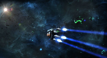 Latest Starpoint Gemini 2 update adds German and Russian, collision damage